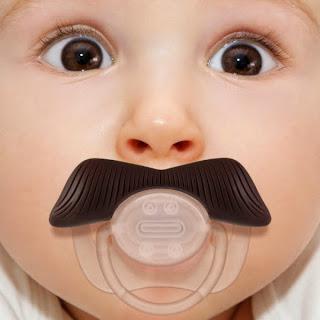 Gambar bayi lucu pakai kumis 35