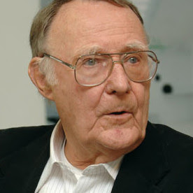rich men: Ingvar Kamprad