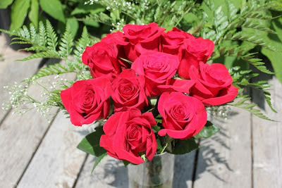 Roses make great gifts for those with allergies.