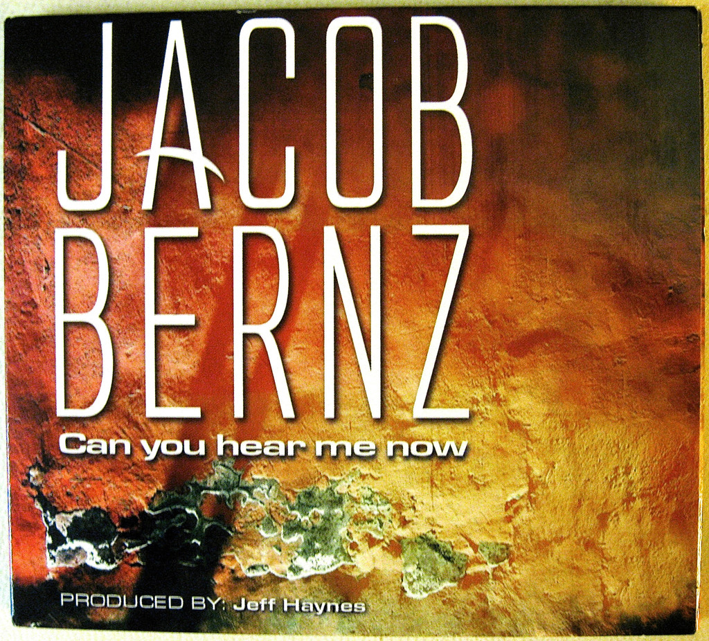 Can You Hear Me Now - Jacob Bernz