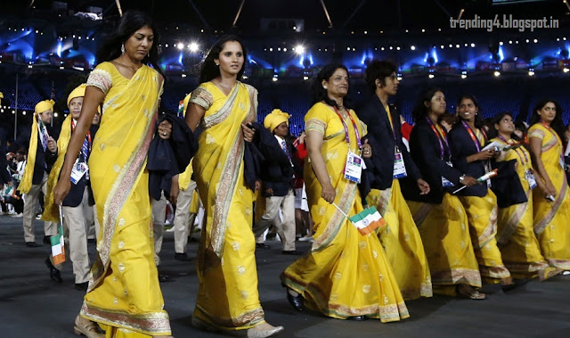 India at the Summer Olympics 2012