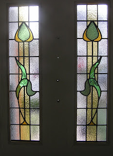 Stained glass Dulwich