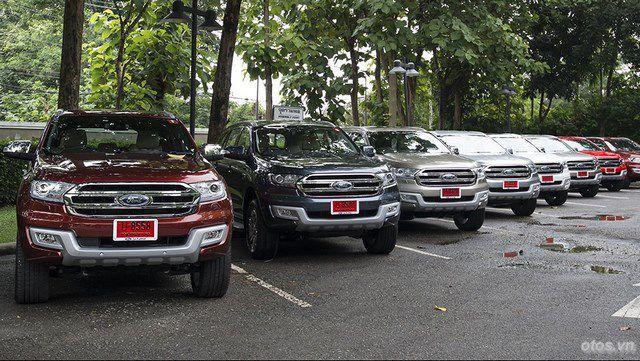 Đánh giá chi tiết xe Ford Everest 2016