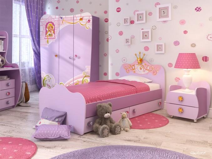 Decoracion de dormitorios dormitorios de ninas mariposajpg for Dormitorios de ninas