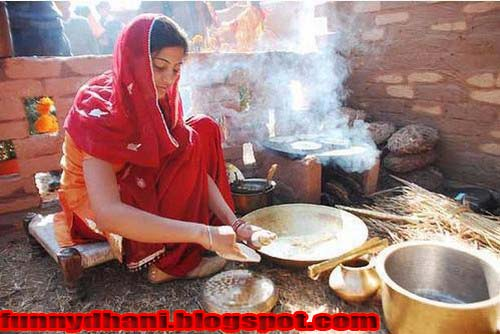 funny pictures and photos pakistani village girl
