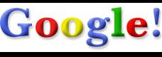 Logo Google pada tahun 1998