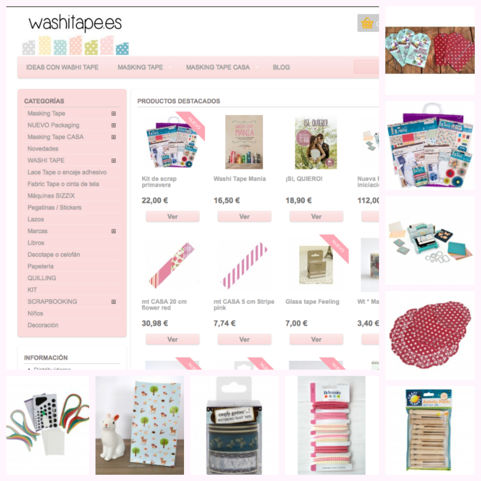 Washi Tape Tienda On Line
