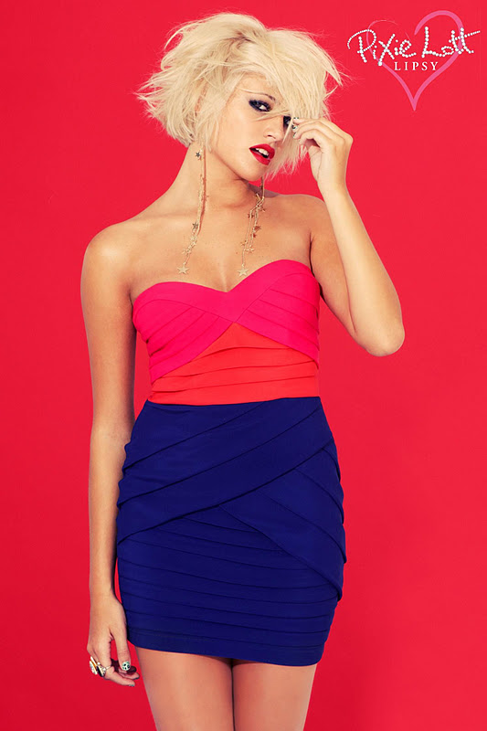 Pixie Lott – Lipsy Autumn/Winter 2011 Photoshoot