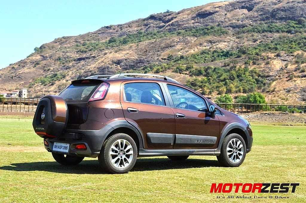 Fiat Avventura Petrol Review 1.4 L FIRE Dynamic