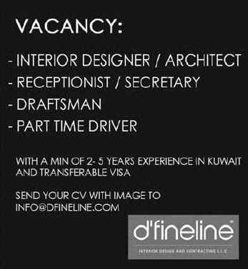 Job Vacancies In Interior Design