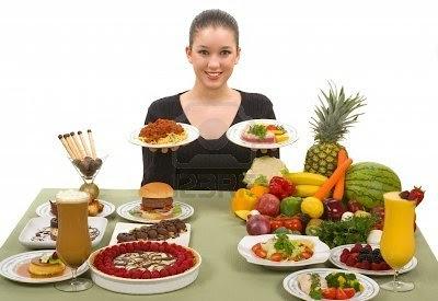 dieta comida sana alimentos saludables