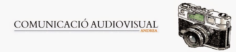 Comunicació audiovisual Andrea