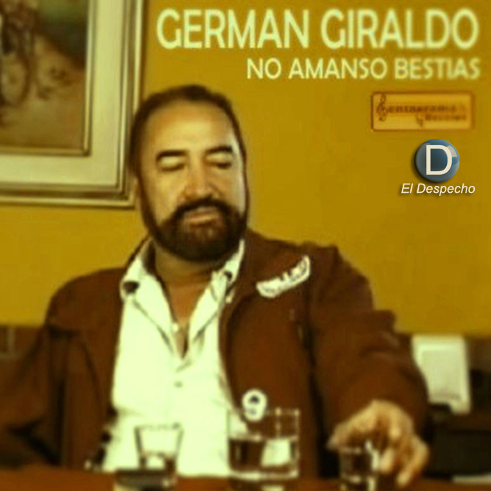 German Giraldo
