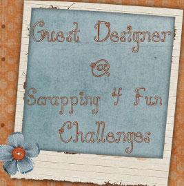 Guest Designer pri Scrapping4Fun