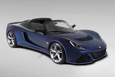 Lotus Exige S Roadster (2013) Front Side