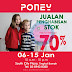 Poney Kids Stock Clearance: 6-15 JAN 2012