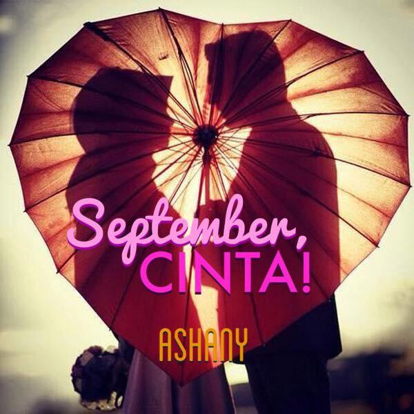 September, Cinta!