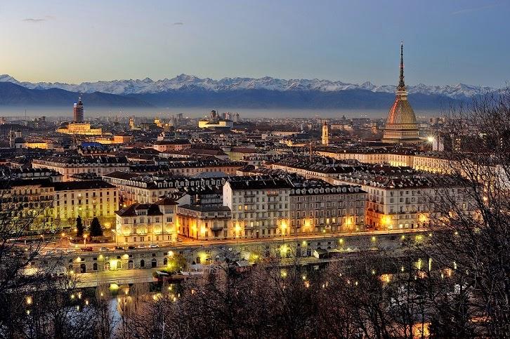 Perkembangan Islam di Kota Turin Italia