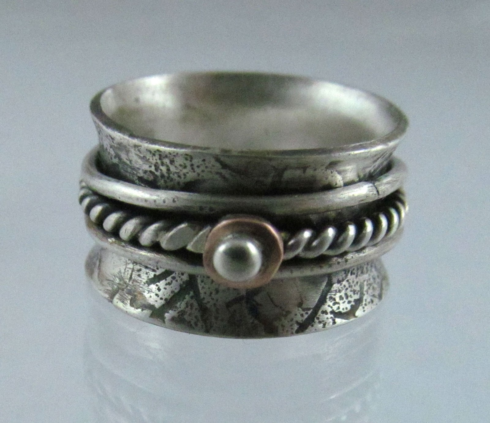 lori s unique jewelry spinner rings series also known as