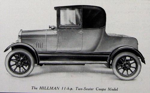 Autos photos voitures de grande bretagne hillman for Unite motor co ltd