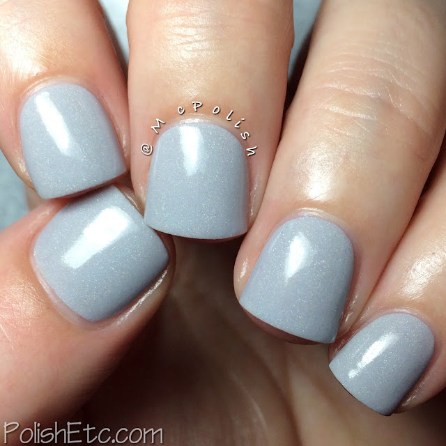 Loaded Lacquer - Beauty & the Beast Mode - McPolish - 50 Shades of Whey