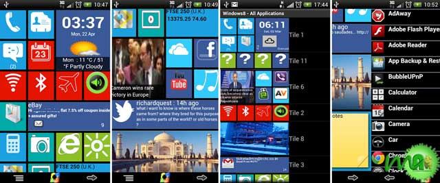 Windows8 / Windows 8 +Launcher apk