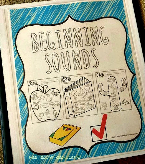phonics beginning sounds