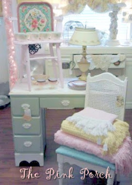 The Pink Porch @ Trussville Antiques and Interiors