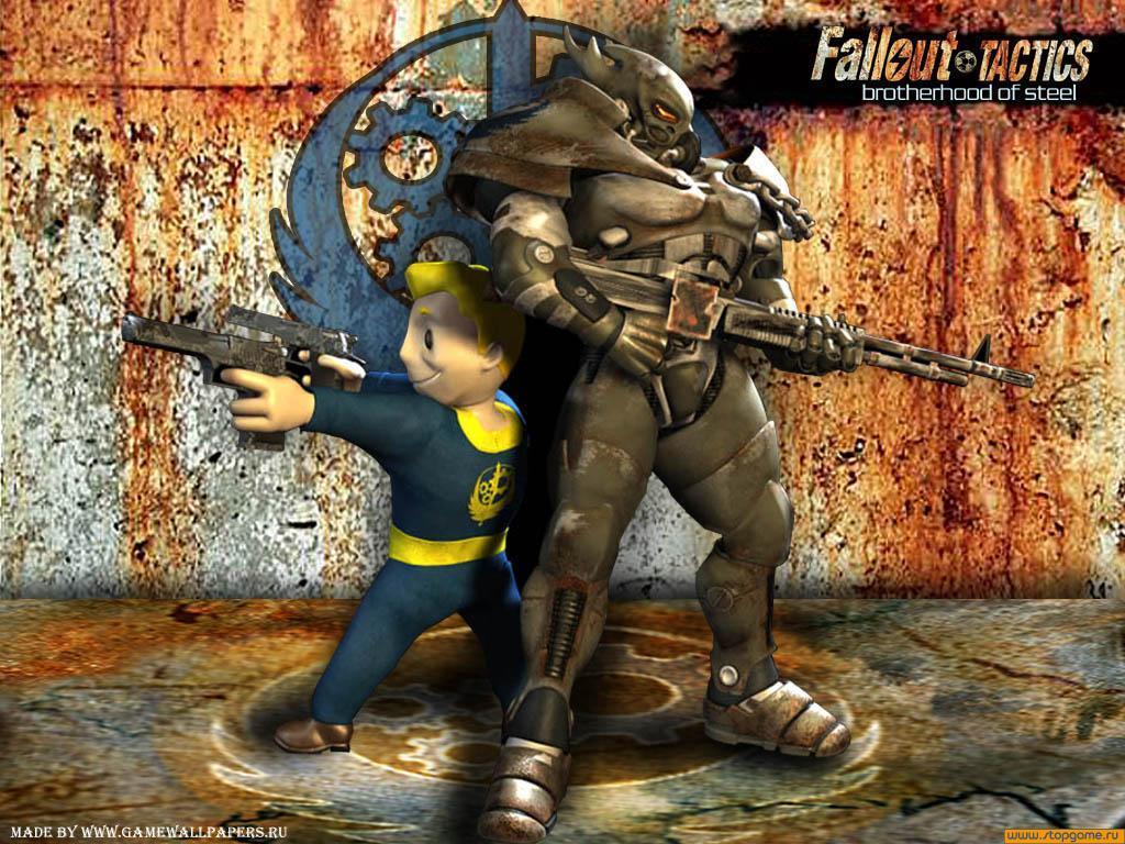 fallout tactics brothe...