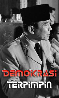 Demokrasi Terpimpin zaman Kalasakti