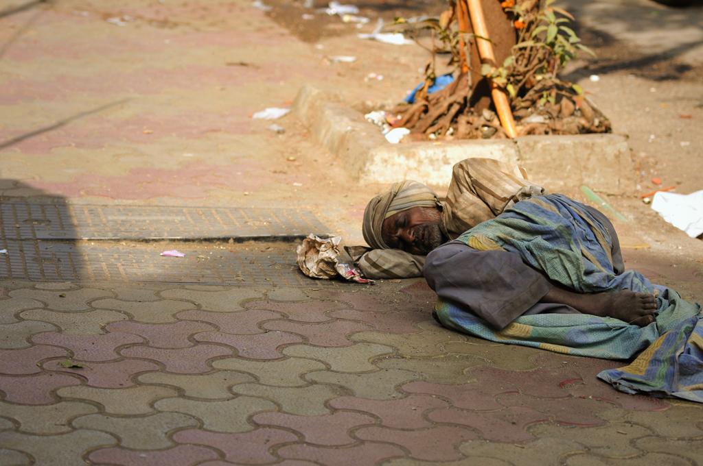 Street photo from Mumbai's Marol and Gamdevi area