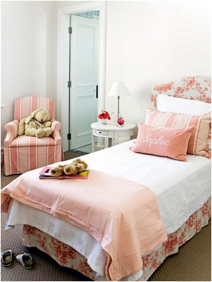 Rizkimezo 30 traditional young girls bedroom ideas for Cute easy bedroom designs