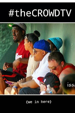 J Rag and Team Wallace in DugOut