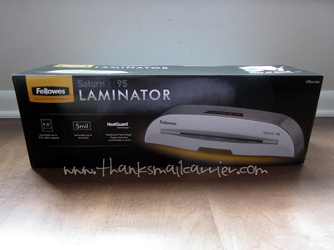 Fellows Saturn2 95 Laminator