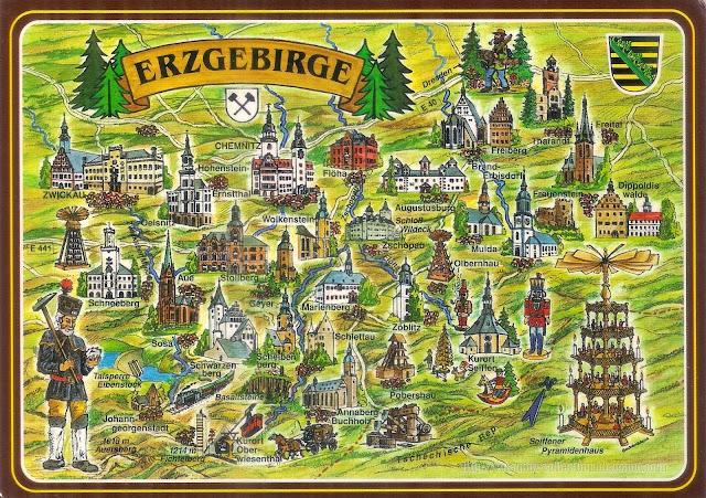 Germany | Ore Mountains (Erzgebirge)