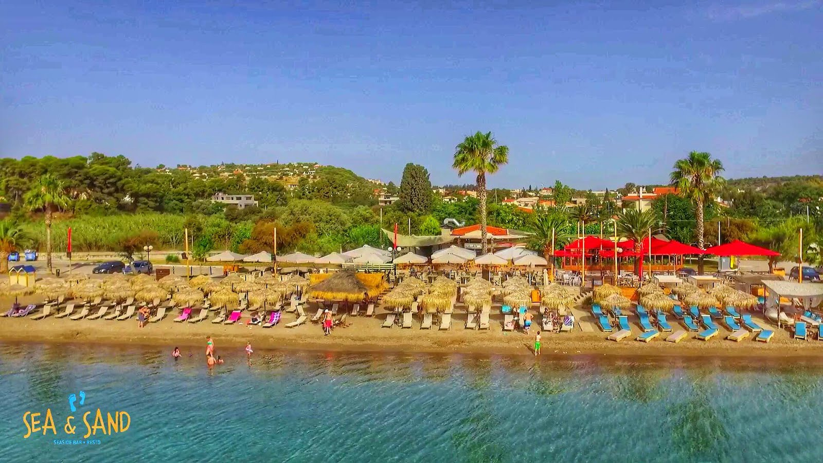 Sea &  Sand H  καλυτερη  επιλογη για  την καλοκαιρινη  σας  διασκεδαση
