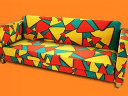 Doritos oferece sofá customizado
