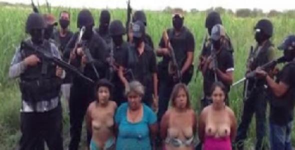 Mujeres Atadas Y Humilladas Desnudas - PORNO -