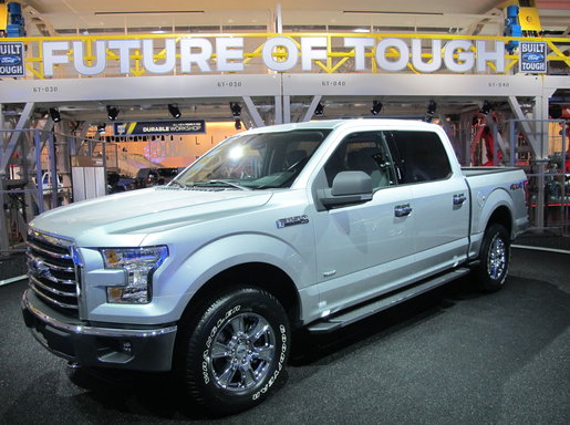 Pricing for 2015 Ford F-150 Released