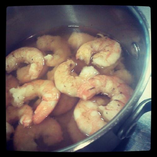 Southern Pickled Shrimp