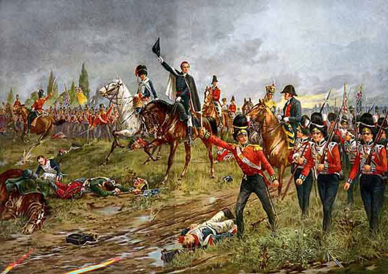 Napoleon, British, War, Napoleonic, Battle