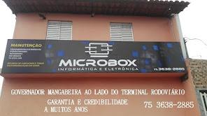 GOVERNADOR MANGABEIRA: BAHIA: MICROBOX