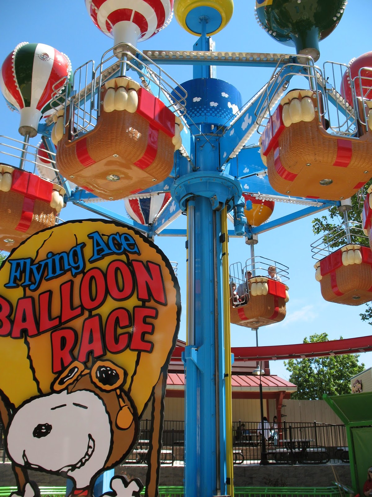 the jersey momma  planet snoopy review in dorney park