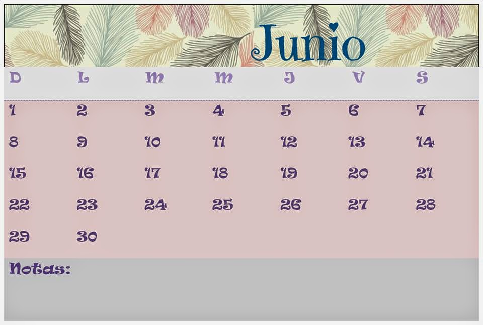 calendario junio10