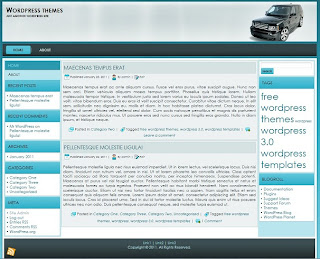 wordpress portal themes