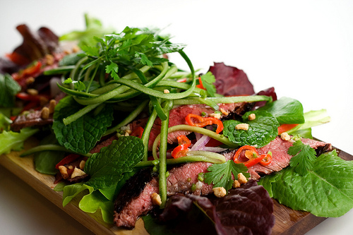 Thailand Intrigue: Thai Beef Salad, Yam Nuea Yang ...