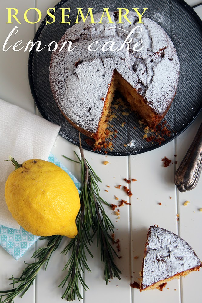 rosemary lemon cake photo rebeca sendroiu