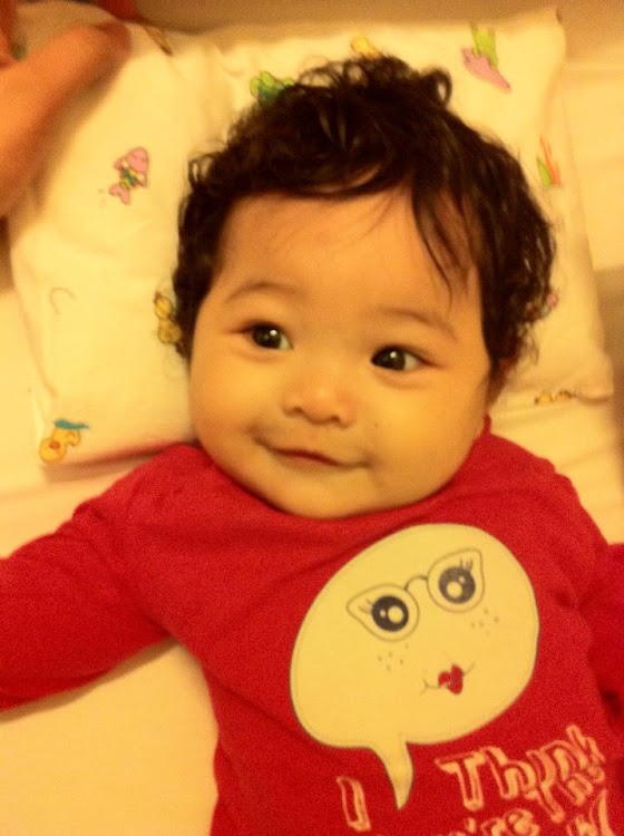 Ayaana 5 months