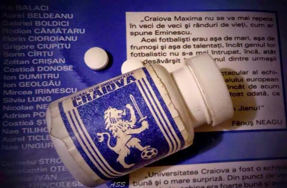 STIRI din SPORT LIVE | ❤ FOTBAL CLUB UNIVERSITATEA CRAIOVA, UNICUL DROG!,