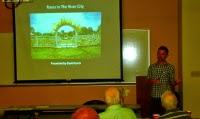 Dave Gunn at GSLDS meeting